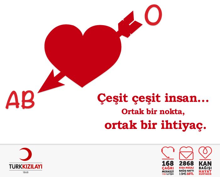 Türk Kızılayı, Sevgililer Günü postu.