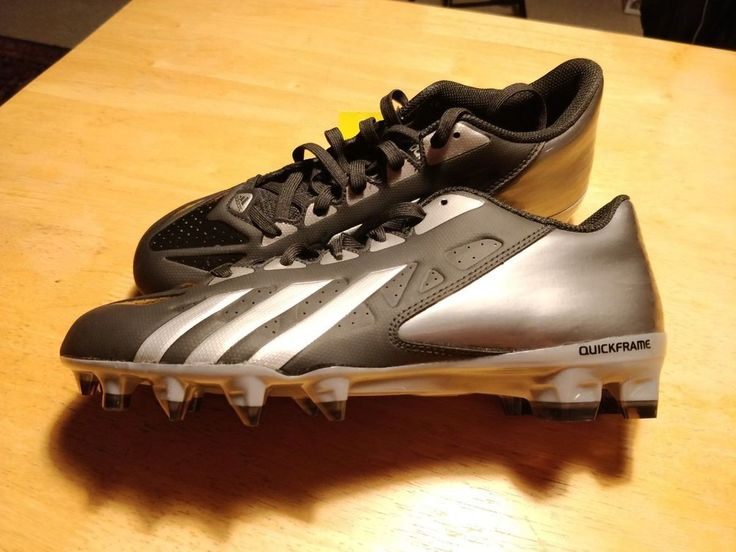 Adidas cleats quick frame football new size 9 sport soccer