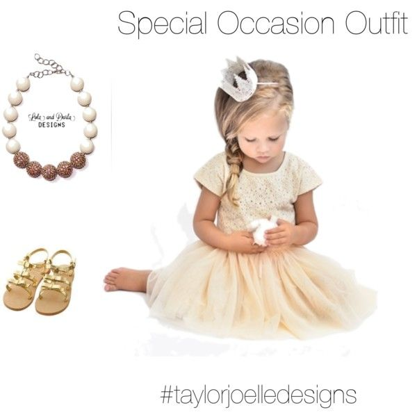 """""""Special Occasion Outfit"""" by taylorjoelledesigns on Polyvore"""