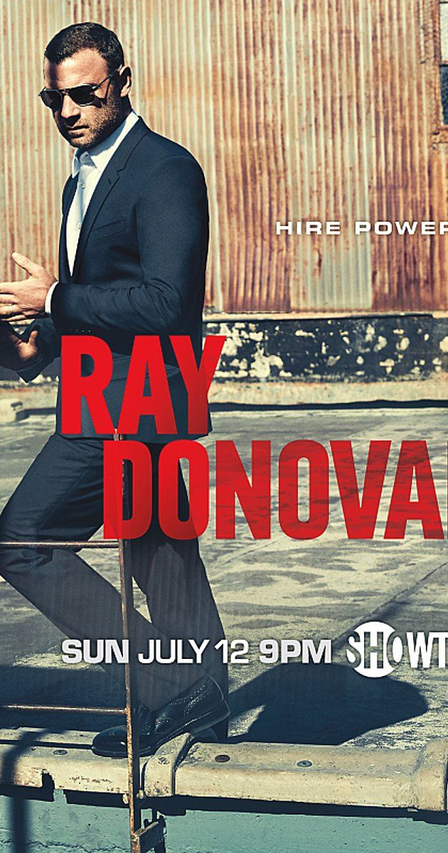 """Created by Ann Biderman.  With Liev Schreiber, Paula Malcomson, Eddie Marsan, Dash Mihok. Ray Donovan, a professional """"fixer"""" for the rich and famous in LA, can make anyone's problems disappear except those created by his own family."""