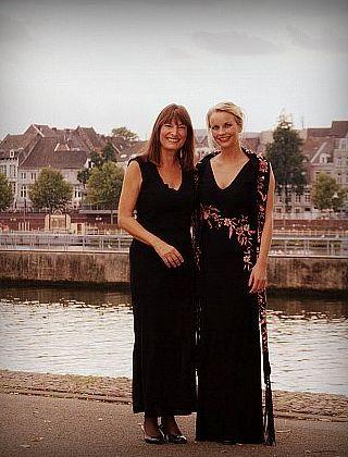met Gisela Douwes
