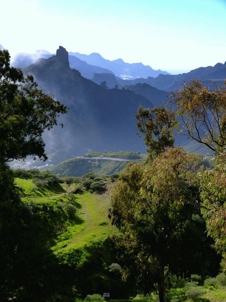 Gran Canaria, Spain http://www.travelandtransitions.com/destinations/destination-advice/europe/outdoor-adventure-gran-canaria/