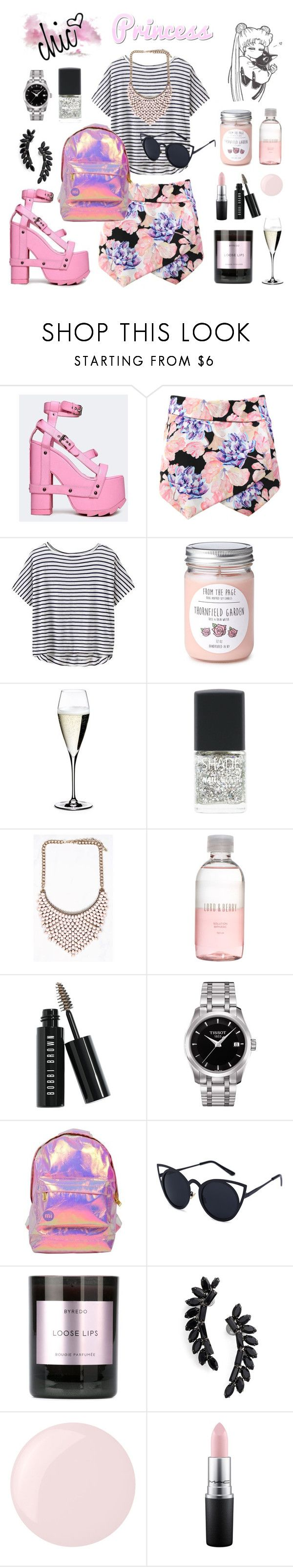"""(21)"" by cristina-daniela-munteanu ❤ liked on Polyvore featuring Y.R.U., Athleta, Riedel, Lane Bryant, Lord & Berry, Bobbi Brown Cosmetics, Tissot, Miss Selfridge, Byredo and Cristabelle"