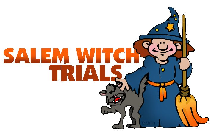 Salem Witch Trials - FREE American History Lesson Plans & Games for Kids