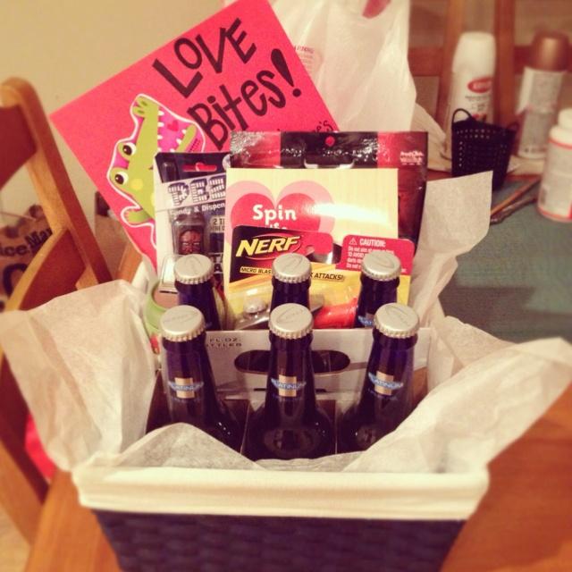 valentine beer bottle labels