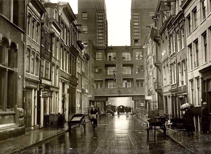 Kerkstraat. 1927