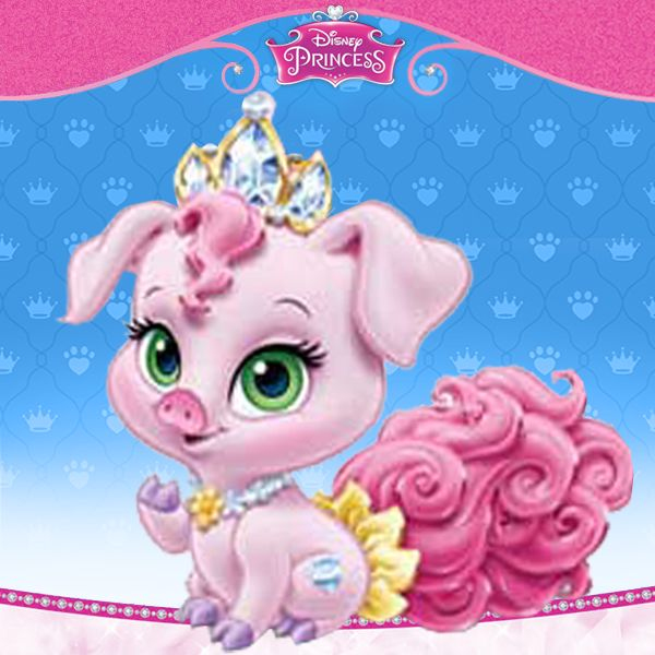 Palace Pets Disney, Rapunzel and Ponies