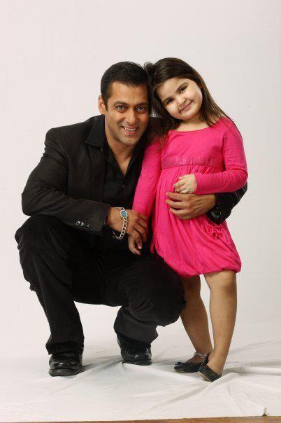 Salman- I love him with kids!