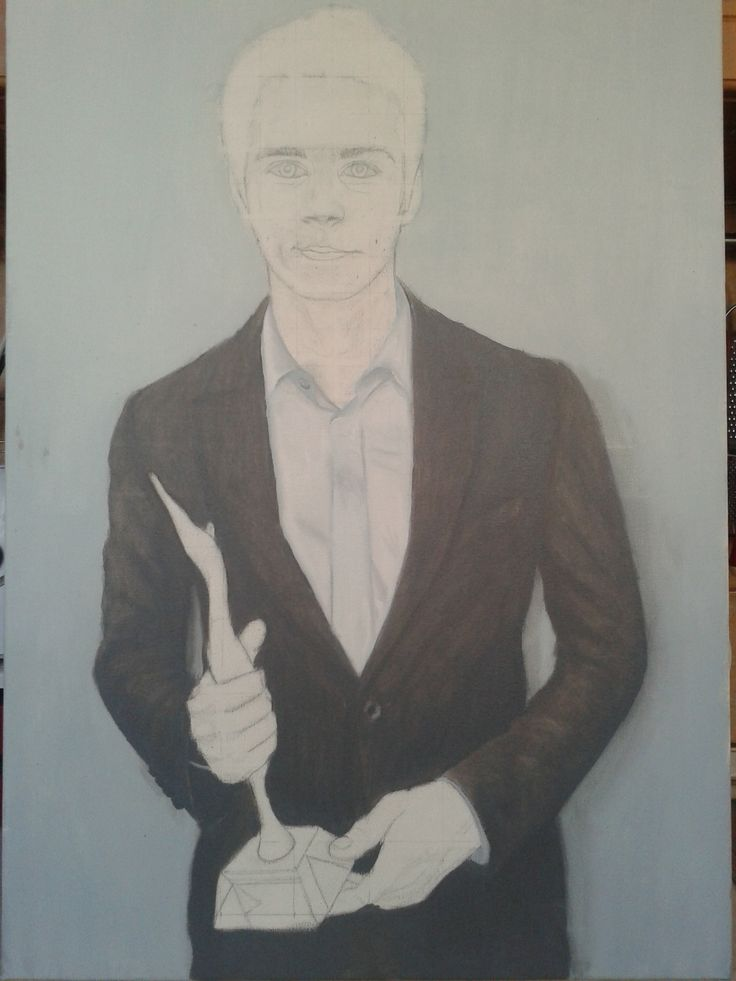 My next (halfway) work for my daughter!  Dylan O'Brien