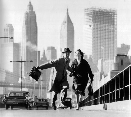 "Norman Parkinson's ""New York, New York"""