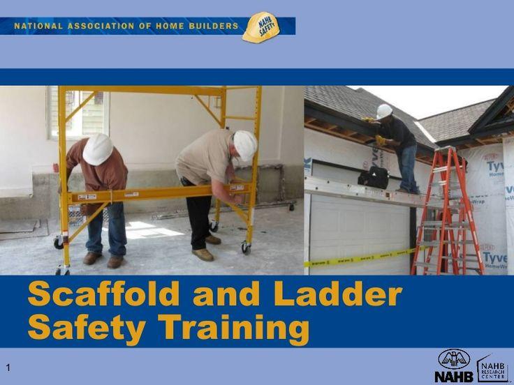 Bronze Construction Services Inc. www.bronzeconstruction.com  OSHA presentation on scaffolding and ladder safety
