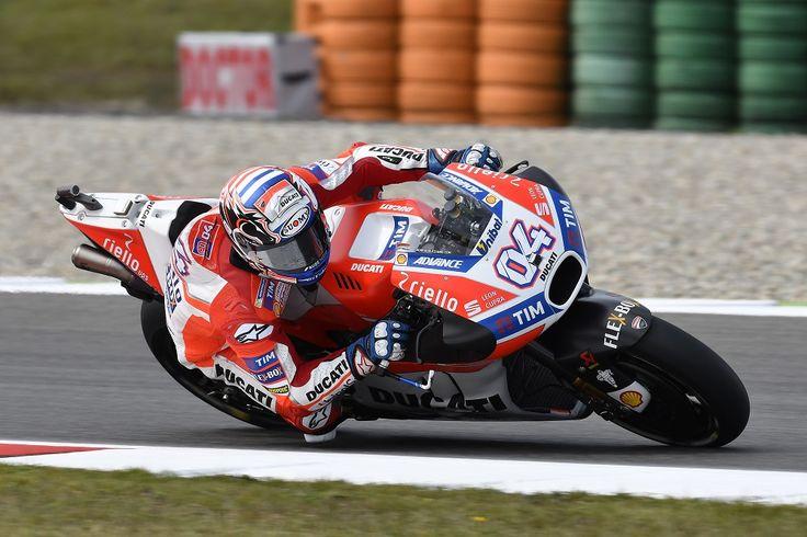 MotoGP - GP da Alemanha: Dovizioso lidera 1ª sessão de treinos livres - MotoSport - MotoSport