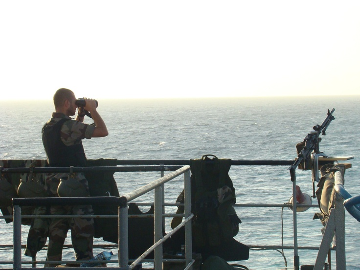 EU Naval Forces keeping look out