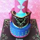 Anna (Frozen cake)