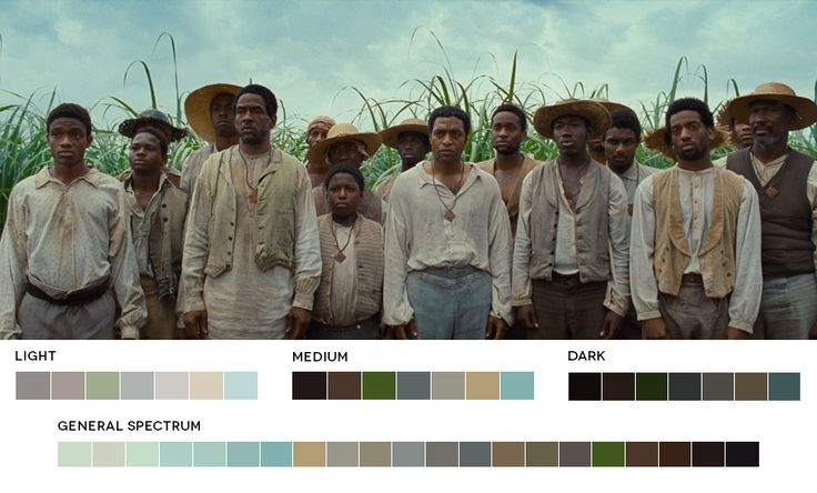 "moviesincolor.com: : ""12 Years a Slave"", 2013 • Director: Steve McQueen, Cinematography: Sean Bobbitt"