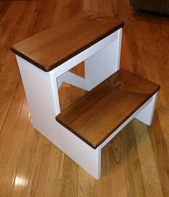 Check out this item in my Etsy shop https://www.etsy.com/listing/253566778/step-stool-wooden-stool-rustic-step