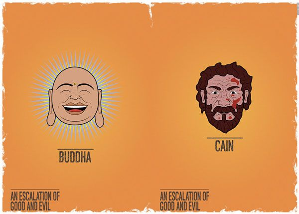 BUDDAH - CAIN