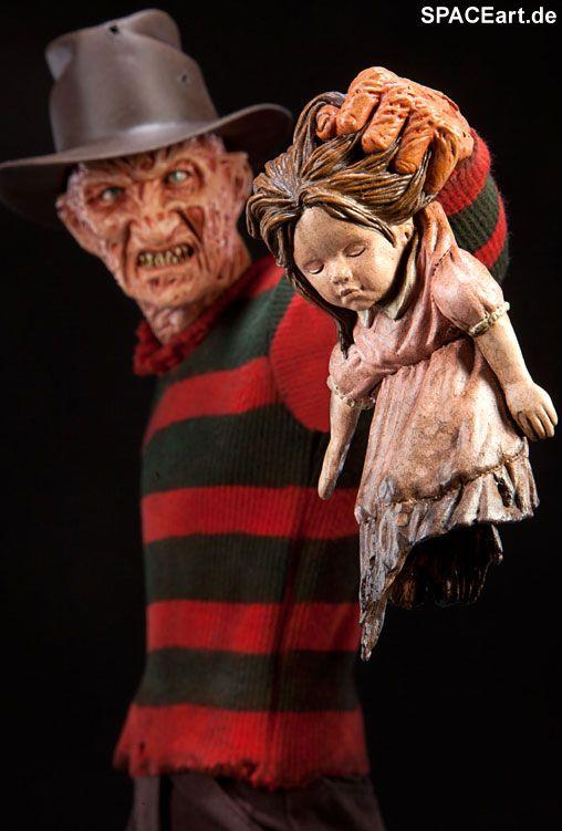 Nightmare on Elm Street: Freddy Krueger, Fertig-Modell ... http://spaceart.de/produkte/nes006.php