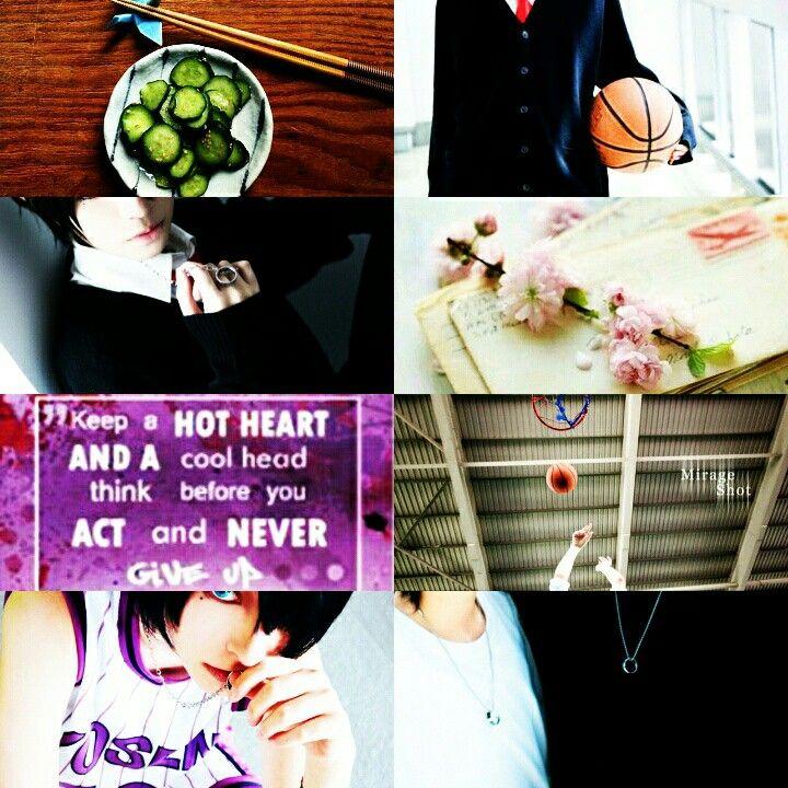 Himuro Tatsuya | Kuroko no Basket