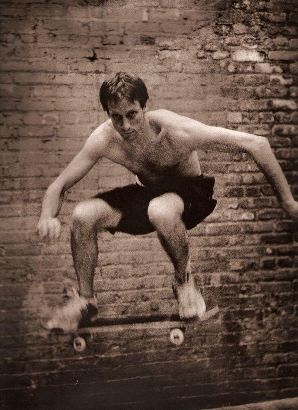 Человечные портреты знаменитостей Тони Хоук