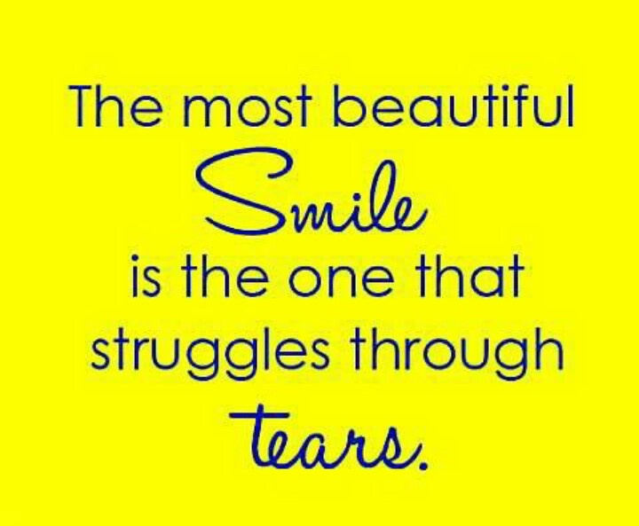 quotations on smile and tears - photo #5