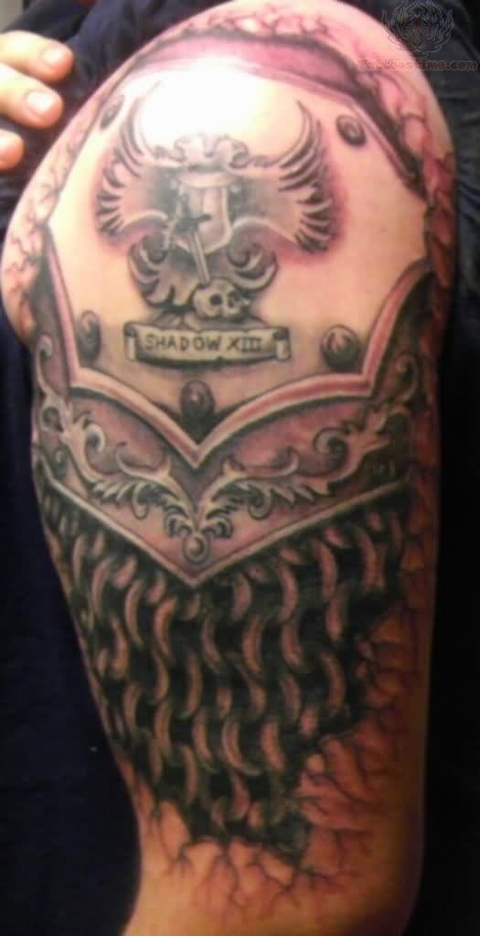 shoulder armor tattoo for boys jpg 525 215 1023 tattoos i