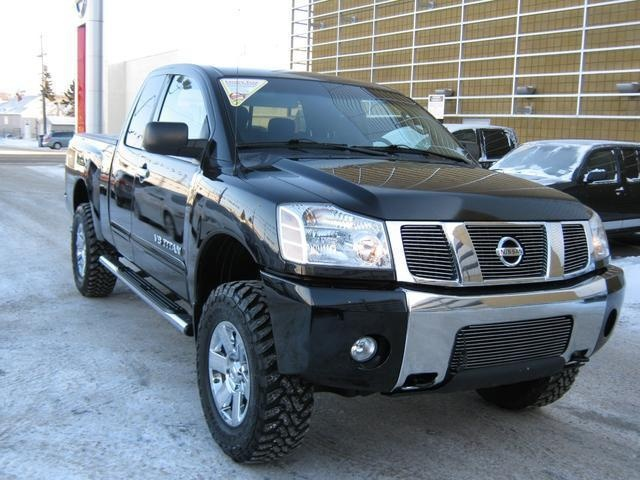 2006 Nissan Titan 4x4 - another love lost
