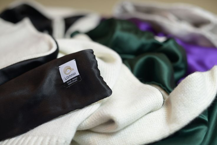 Lämmin Ilves | Silk loves Wool | lamminhood