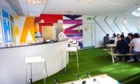 Funky, Cool #Breakout Space #Design for Media Company - Case Study