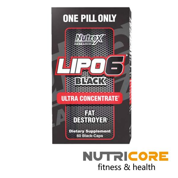 LIPO 6 ULTRA CONCENTRADO | Nutricore | fitness & health