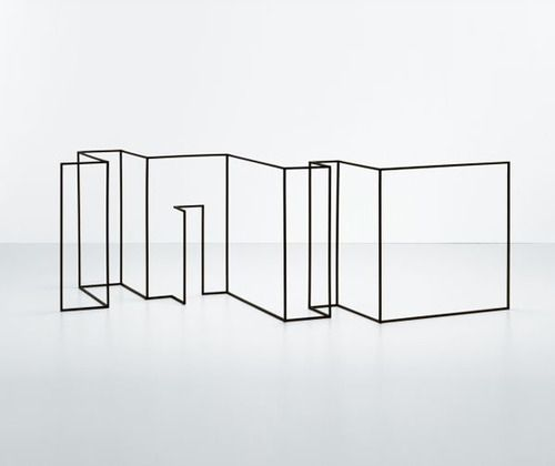 Open Unfolded Space, Ron Gilad.
