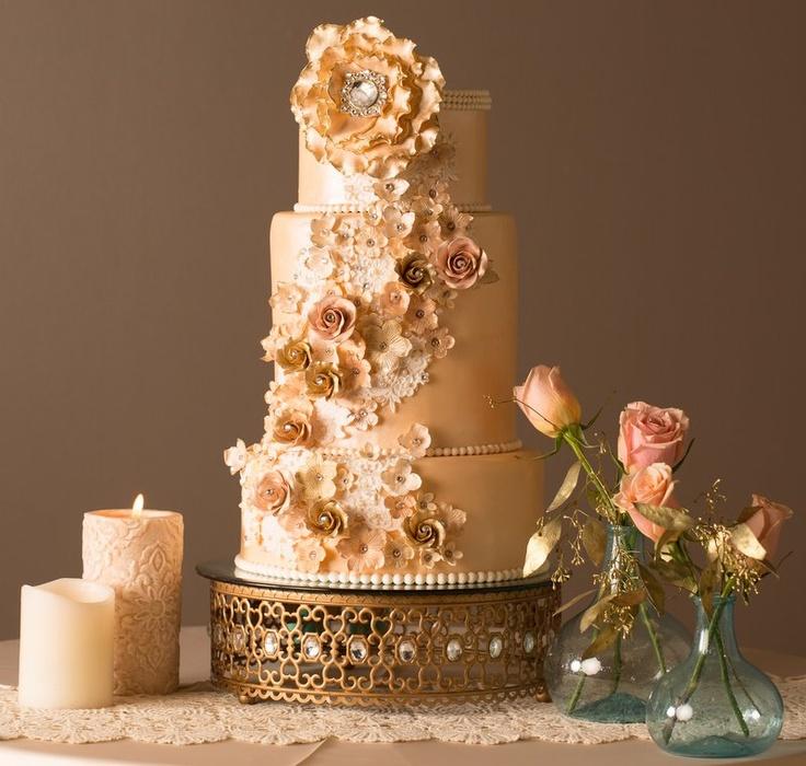 Vintage Wedding Cake Ideas Pinterest