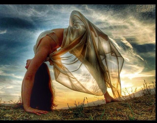 Yoga -- Robert Sturman, Photographer