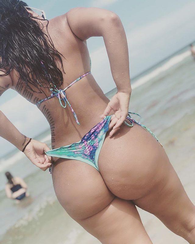 5f019c5d4af23 @sky.machiavelli | Girls in 2019 | Bikinis, Thong bikini, Swimwear