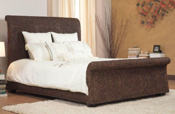 wicker bedroom furniture sets - bedroom interior decorating