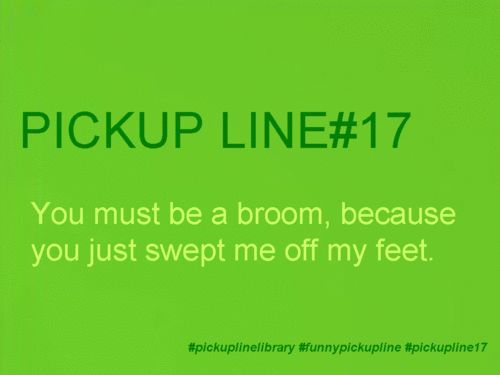 Pickup Line Library
