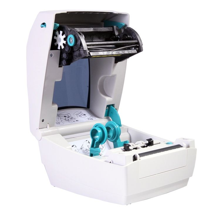 185.00$  Watch now - http://alir5i.worldwells.pw/go.php?t=32641446527 - Fast delivery Zebra GK888T 108mm thermal & transfer sticker printer machine to print Clothing tag, shipping mark etiqutadora