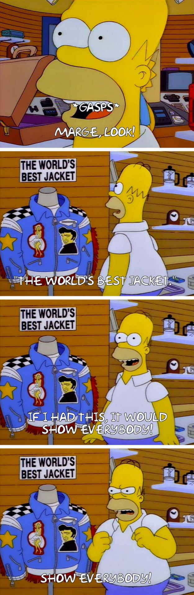 """From """"The Homer They Fall"""":   29 Homer Simpson Quotes Guaranteed To Make You Laugh Every Time"""