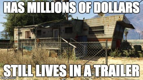 GTA V Logic