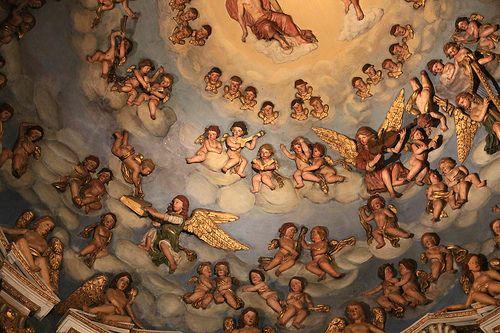 Cupola della basilica di San Nicola da Tolentino