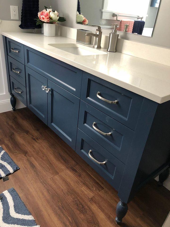 17++ Bathroom vanity furniture style custom