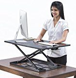 Table jack Standing desk converter - 32 X 22 inch Extra large Ergonomic height adjustable sit stand up desk... BASIC SUPPORT TABLE JACK - Instantly convert any desk to a standing desk Basic Support https://thehomeofficesupplies.com/table-jack-standing-desk-converter-32-x-22-inch-extra-large-ergonomic-height-adjustable-sit-stand-up-desk-converter-that-can-act-as-a-desk-riser-adaptable-for-a-dual-monitor-setup/