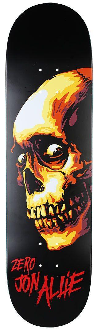 Zero Allie Evil Dead Skateboard Deck