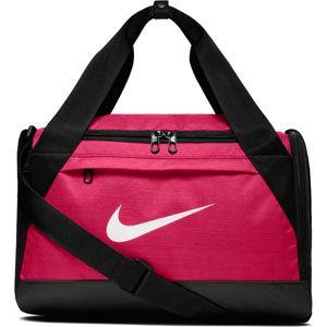 6a6f7aeff3 Nike Brasilia Extra-Small Training Duffel Bag (Rush Pink)