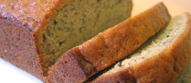 Bananenbrood van amandelmeel glutenvrij - Koolhydraatarme recepten