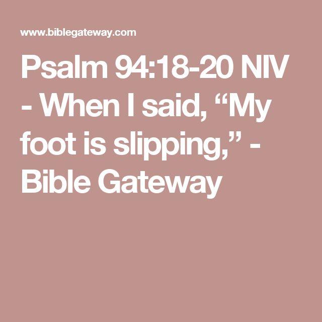 Bible Gateway passage: Psalm 139:14 - New International ...