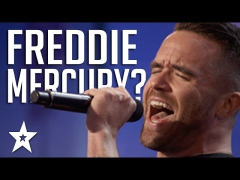 Brian Justin Crum's Powerful Take on Queen's 'Somebody To Love' | Got Ta...