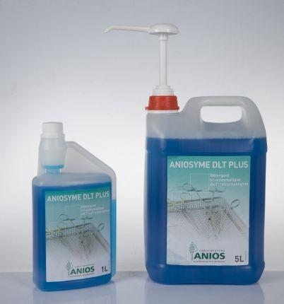 Aniosyme DLT PLUS 5 l Polecam trójenzymatyczny preparat do manualnego i maszynowego mycia endoskopów, oprzyrządowania anestezjologicznego, narzędzi i innych wyrobów medycznych.