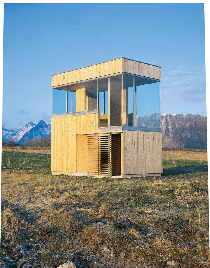 Grunnfør Bicycle Shelter | Austvågøy, Lofoten Islands, Norway | 70°N Arkitektur