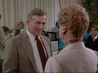 """My favourite Guest Character Michael Haggerty played by Len Cariou in several episodes (Picture is from in the Episode """"One White Rose For Death"""") in Murder She Wrote! Trivia note: Len Cariou co stared with Angela Lansbury in the Broadway Play Sweenie Todd!"""